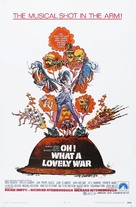 Oh! What a Lovely War - Movie Poster (xs thumbnail)