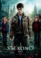 Harry Potter and the Deathly Hallows: Part II - Czech Movie Poster (xs thumbnail)