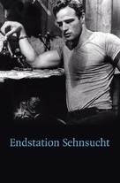 A Streetcar Named Desire - German DVD cover (xs thumbnail)