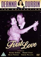First Love - British DVD cover (xs thumbnail)