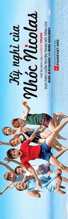 Les vacances du petit Nicolas - Vietnamese Movie Poster (xs thumbnail)
