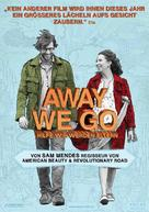 Away We Go - Swiss Movie Poster (xs thumbnail)