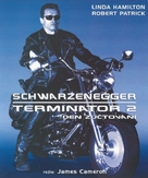 Terminator 2: Judgment Day - Czech Movie Cover (xs thumbnail)