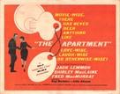The Apartment - Movie Poster (xs thumbnail)