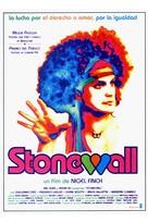 Stonewall - Spanish Movie Poster (xs thumbnail)