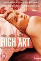 High Art - British Movie Cover (xs thumbnail)