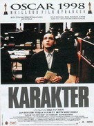 Karakter - French Movie Poster (xs thumbnail)