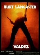 Valdez Is Coming - French Movie Poster (xs thumbnail)