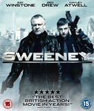 The Sweeney - British Blu-Ray cover (xs thumbnail)