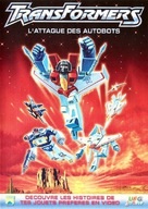 """""""Transformers"""" - French Movie Cover (xs thumbnail)"""