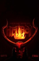 Hellboy - Teaser movie poster (xs thumbnail)