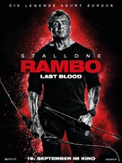 Rambo: Last Blood - Swiss Movie Poster (xs thumbnail)