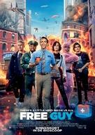 Free Guy - Dutch Movie Poster (xs thumbnail)