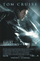 Minority Report - Polish Movie Poster (xs thumbnail)