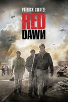 Red Dawn - DVD cover (xs thumbnail)