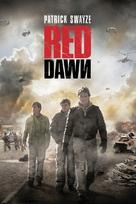 Red Dawn - DVD movie cover (xs thumbnail)