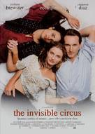 The Invisible Circus - Spanish Movie Poster (xs thumbnail)
