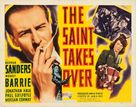 The Saint Takes Over - Movie Poster (xs thumbnail)