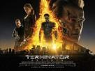 Terminator Genisys - British Movie Poster (xs thumbnail)