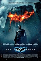 The Dark Knight - Luxembourg Movie Poster (xs thumbnail)