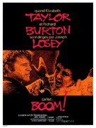 Boom - French Movie Poster (xs thumbnail)