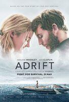 Adrift - Singaporean Movie Poster (xs thumbnail)