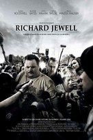 Richard Jewell - Danish Movie Poster (xs thumbnail)