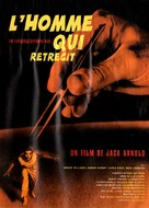 The Incredible Shrinking Man - French Re-release poster (xs thumbnail)
