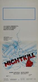 Nightkill - Italian Movie Poster (xs thumbnail)