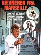 La scoumoune - Danish Movie Poster (xs thumbnail)