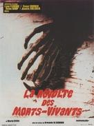 La noche del terror ciego - French Movie Poster (xs thumbnail)