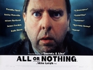 All or Nothing - British Movie Poster (xs thumbnail)