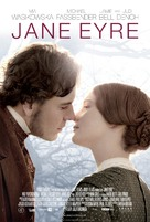 Jane Eyre - Danish Movie Poster (xs thumbnail)