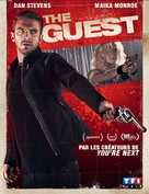 The Guest - French Movie Cover (xs thumbnail)