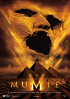 The Mummy - German Movie Poster (xs thumbnail)