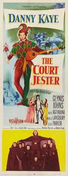 The Court Jester - Movie Poster (xs thumbnail)
