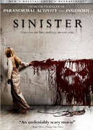 Sinister - DVD cover (xs thumbnail)