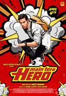 Main Tera Hero - Indian Movie Poster (xs thumbnail)