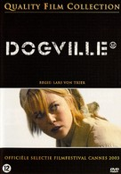 Dogville - Dutch Movie Cover (xs thumbnail)