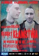 Pravidla lzi - Polish poster (xs thumbnail)