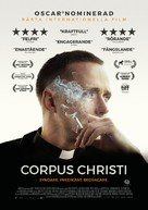 Boze Cialo - Swedish Movie Poster (xs thumbnail)