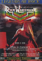 Rick Wakeman in Concert: Journey to the Centre of the Earth - Dutch Movie Cover (xs thumbnail)