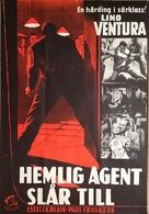 Fauve est lâché, Le - Swedish Movie Poster (xs thumbnail)