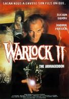 Warlock: The Armageddon - French Movie Cover (xs thumbnail)