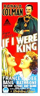 If I Were King - Australian Movie Poster (xs thumbnail)