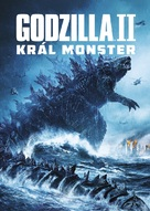 Godzilla: King of the Monsters - Czech DVD movie cover (xs thumbnail)