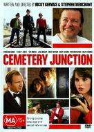 Cemetery Junction - Australian DVD cover (xs thumbnail)
