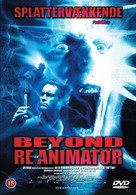 Beyond Re-Animator - Danish Movie Cover (xs thumbnail)