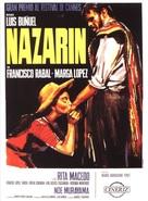 Nazarín - Italian Movie Poster (xs thumbnail)