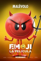 The Emoji Movie - Argentinian Movie Poster (xs thumbnail)